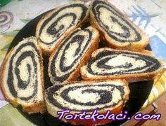 Strudla sa makom: http://tortekolaci.com/kolaci/strudla-sa-makom #kolaci