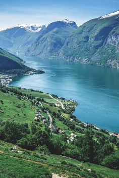 Flam, Norway  (by Anton Korochinsky)