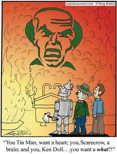 Pop Culture Shock Therapy Comic Strip, November 20, 2015     on GoComics.com