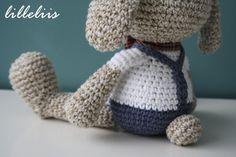 PATTERN  Mister Bunny crochet amigurumi toy von lilleliis auf Etsy, $6,50