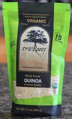 Organic Whole Grain Quinoa - 12 oz.