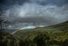 photography by laetitia vincent graphiste nomade #photo #spirit #ambiance #mood #rainbow #mountains #vallée #beautiful #colors #dark #light #pornclouds #green #nature #travel #france #wanderlust #landscape #xxc