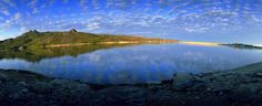 Vale do Rossim lagoon