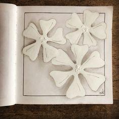 #artjournal #atelierdelliberte Moleskine, Ice Tray, Silicone Molds, Atelier