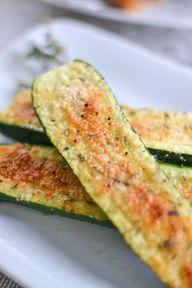 Parmesan Zucchini Bi