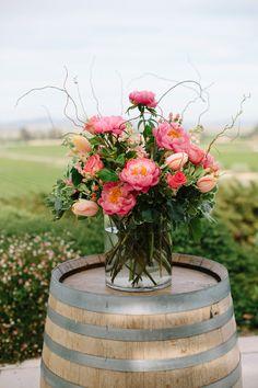 Photography: Anna Wu - annawu.com   Read More on SMP: http://www.stylemepretty.com/california-weddings/2014/01/21/gloria-ferrer-vineyard-wedding/