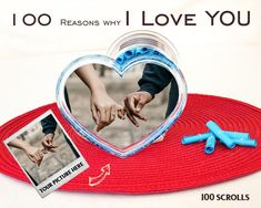 100 reasons I love you because . To The Person I Love, Unique Present, Artisan Handcrafted Gift, long distance gift Long Distance Relationship Gifts, Long Distance Gifts, Personalized Mason Jars, Mason Jar Diy, Love Notes For Her, Things To Do With Your Boyfriend, Brides Maid Proposal, Reasons Why I Love You, Romantic Things To Do