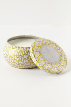 Voluspa Metallo Candle - Anthropologie.com