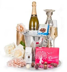 Image for Bubbly Gift with Wolf Blass Bilyara from Total Office National Hampers, Barware, Wolf, Bubbles, Gifts, Image, Decor, Presents, Decoration