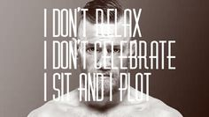 """""""I don't relax I don't celebrate I sit and I plot"""" Quotes from a #BeardKing, Connor McGregor."""