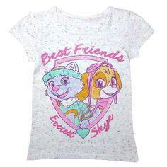 Toddler Girls' Paw Patrol T- Shirt