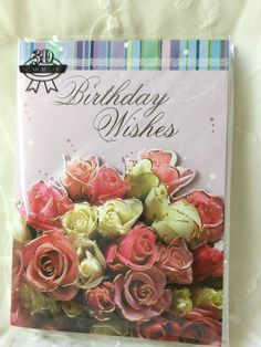 3d happy birthday feliz cumpleanos spanish musical greeting card 3d lovely happy birthday cute musical card rose bouquet gorgeous yellow flowers m4hsunfo