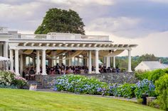 You May Be Wandering: The Chanler at Cliff Walk ~ Newport, Rhode Island