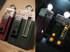 Jugger Nog and Speed Cola Machines - COD Zombies by faustdavenport on deviantART
