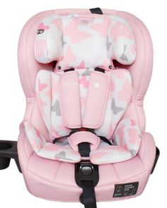 My Babiie Katie Piper Pink Butterflies Group 1 2 3 car seats are suitable for children from to or from approx. Toddler Girl Car Seat, Baby Girl Car Seats, Toddler Dolls, Baby Dolls, Baby Girl Strollers, Katie Piper, Mode Rihanna, Travel Systems For Baby, Baby Boutique Clothing