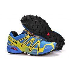 RSS Product Feed :: Chaussure Trail Salomon GCS Running Noir