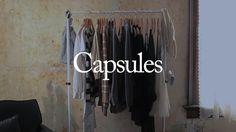 How to create a capsule wardrobe