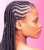 Little Black Girl Cornrow Hairstyles