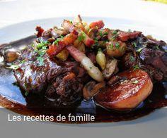 Les recettes de famille