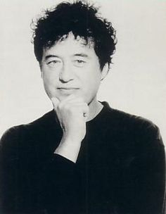 Jimmy Page. His hair.... no..... its. Gone...