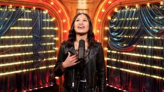 Music Video: Miss Saigon Tour Star Emily Bautista Sings 'I'd Give My Life for You' You Videos, Music Videos, Miss Saigon, Broadway, Singing, Give It To Me, Wonder Woman, Tours, People