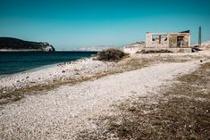 Gefängnisinsel Goli Otok - Norbert Eder Photography Abandoned Places, Beach, Water, Photography, Outdoor, Small Island, Gripe Water, Outdoors, Photograph