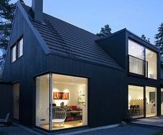 Lima House by Johan Sundberg Architect. Limävagen, Höllviken, Sweden