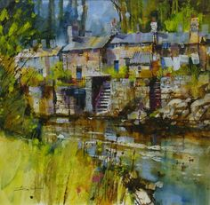 Life by the River by Chris Forsey RI