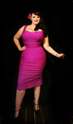 Bbw fashion Plus size curvy curves ladies