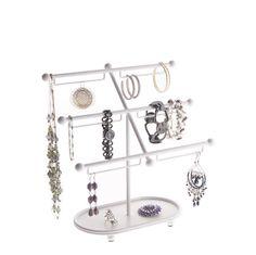 Earring Holder & Bracelet Rack Necklace Storage, Jewellery Storage, Jewellery Display, Bracelet Organizer, Bracelet Display, Jewelry Storage Solutions, Jewelry Organization, Jewelry Tree, Unique Jewelry