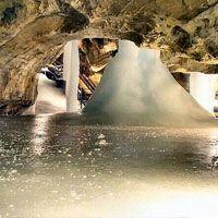 Demanovska Ice Cave in Slovakia