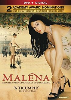 Movies To Watch, Good Movies, New Bicycle, Best Cinematography, Monica Bellucci, Academy Awards, Good Music, I Movie, Writer