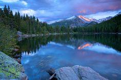 Bear Lake, Rocky's