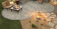 Front Walk Paver Ideas | Planning a new driveway, patio or walkway?