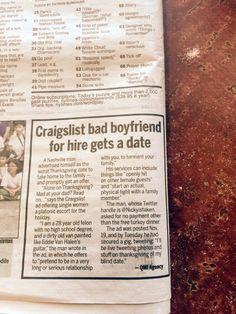 World's Worst Boyfriend Gets a Date