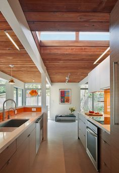 Taking a Palo Alto Eichler Home Down to the Studs and Back - Renovations - Curbed National