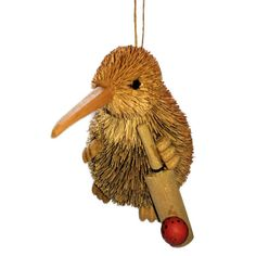 Christmas Decorations, Christmas Ornaments, Holiday Decor, Kiwi, Cricket, Awesome, Handmade, Hand Made, Christmas Jewelry