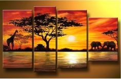 Google Image Result for http://www.galleryoilpainting.com/images/africa_sunset_with_animals_painting.jpg