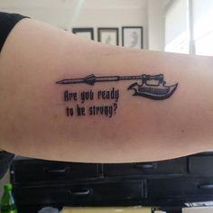 buffy tattoo from r/buffy