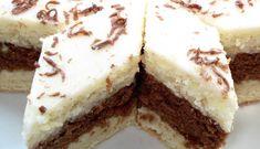 Prajitura-Mara Romanian Desserts, Sweet Treats, Cheesecake, Deserts, Food And Drink, Ice Cream, Sweets, Cooking, Healthy