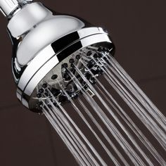 8. AquaDance Deluxe High Pressure 6-setting Shower Head for the Ultimate Shower Spa Experience
