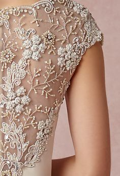Absolutely Gorgeous Details|Avalon Gown|BHLDN