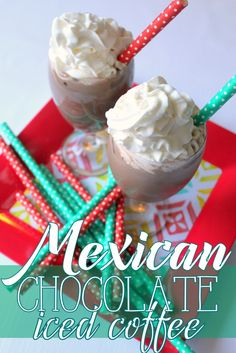Mexican Chocolate Ic