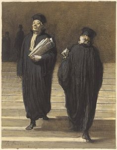 The Two Colleagues [Lawyers] : Honoré Daumier : circa 187... https://www.amazon.com/dp/B0716YF145/ref=cm_sw_r_pi_dp_x_Z7SqzbTE4HTNN