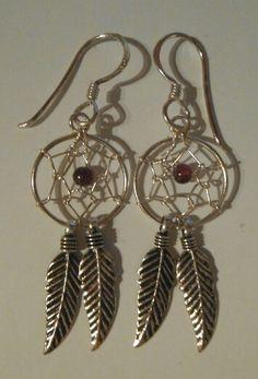 hopeiset tai hopean väriset unisieppari korvikset Earrings, Jewelry, Fashion, Ear Rings, Moda, Stud Earrings, Jewlery, Jewerly, Fashion Styles