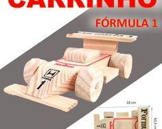 Carrinho Formula 1
