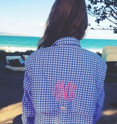 Vineyard vines harbor shirt as a beach cover up @vineyardvines