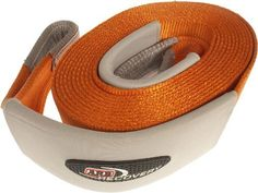 """ARB ARB705US 2-3/8"""" x 30' Recovery Strap - 17500 lbs Capacity by ARB. Save 3 Off!. $60.85. Specifically designed to stretch under load for maximum performance. An ARB snatch strap is a very effective method of extracting a bogged or immobilized forward when a second vehicle is present. The elasticity in a snatch strap is what makes it such an essential piece of recovery gear. The kinetic energy generated by the elasticity aids with the recovery, while at the same time reducing the likeli..."""