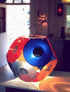 vinyl lamp 2000