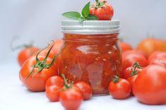 Apetyczna babeczka-Anielska Kuchnia: Pomidory w kawałkach do słoików na zimę, najprostsze